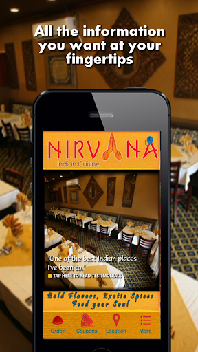 Nirvana Fine Indian Cuisine