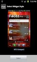 Screenshot of Facez for Facebook