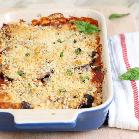 10 Best Baked Eggplant Parmesan With Ricotta Cheese ...
