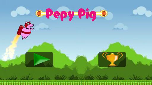 Pepy Pig Jetpack