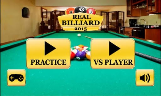 Real Billiards 2015