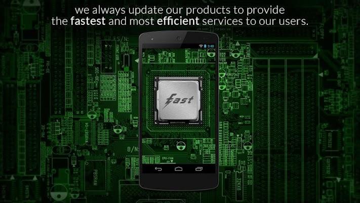 Fast Pro for Facebook - screenshot