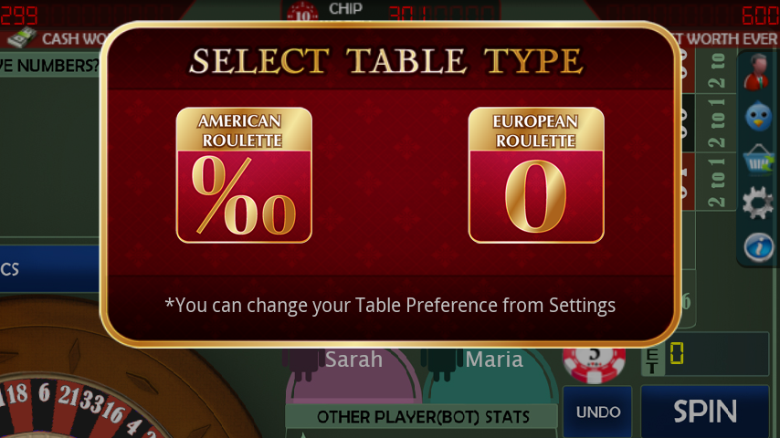 Roulette Royale - screenshot