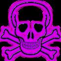 Neon Skelton Dance icon