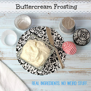 Buttercream Frosting.