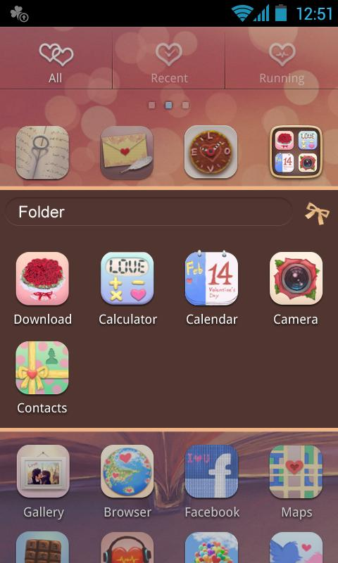 Filled with Love_Theme - screenshot