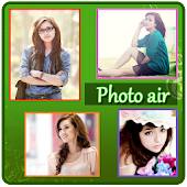 Photo air - Photo collage