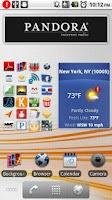 Screenshot of 24 App Widget Lite