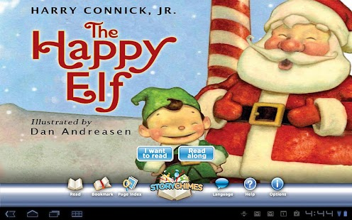 StoryChimes The Happy Elf - screenshot thumbnail