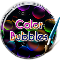 Color Bubbles Keyboard icon