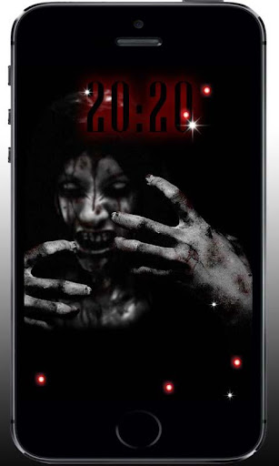 Zombie Scary HD live wallpaper
