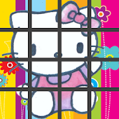 Kitty Fan Puzzle