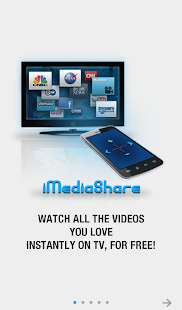 iMediaShare HD - screenshot thumbnail