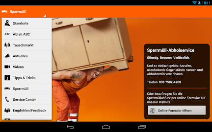 Abfall-App | BSR Screenshot 29