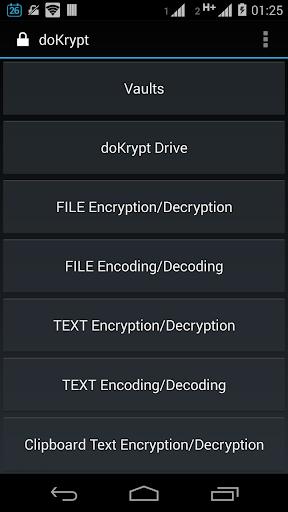 doKrypt - Encrypt Encode