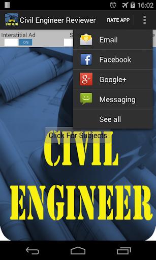 Civil Engineering Reviewer