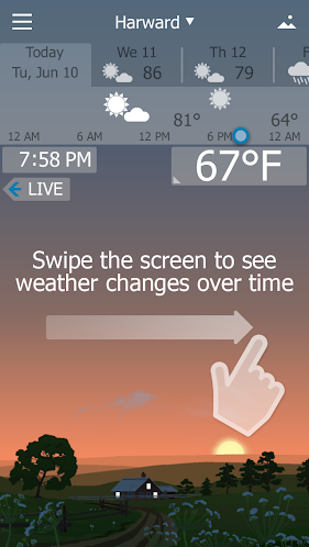 YoWindow Weather 1.24.8 APK
