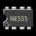 555 Timer Tool logo