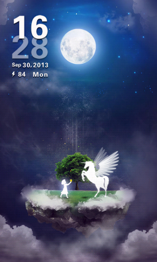 Pegasus Live LockerMasterTheme