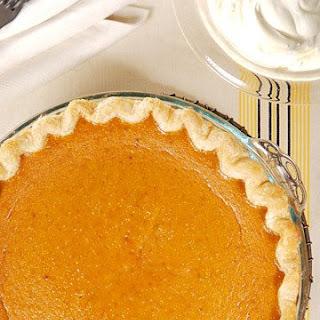 Libby's Famous Pumpkin Pie.