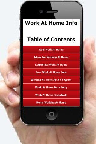 Work At Home Info
