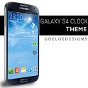 Galaxy S4 clock icon