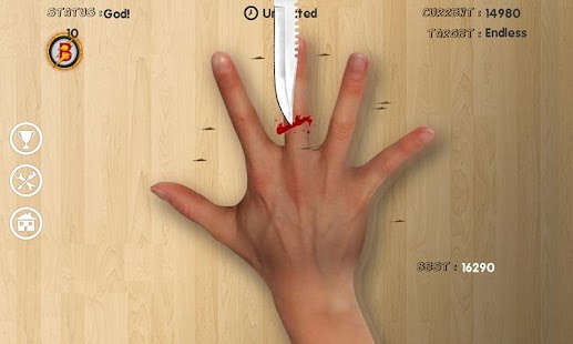 Finger Roulette (Knife Game) - screenshot thumbnail
