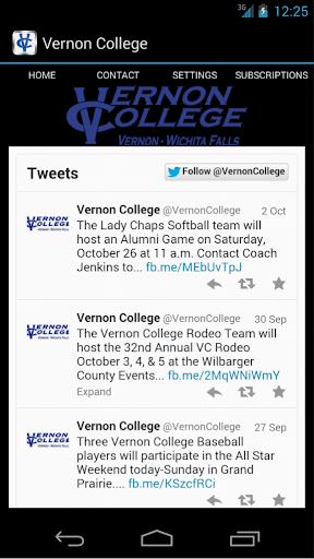 Vernon College