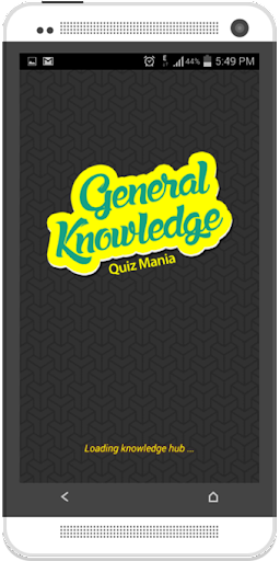 General Knowledge Mania