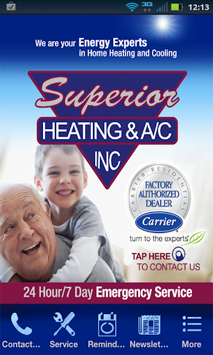 Superior Heating and A C Inc.