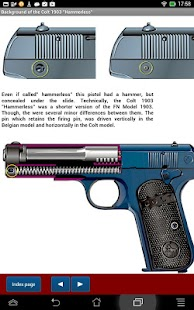 "Colt 1903 pocket ""hammerless""- screenshot thumbnail"