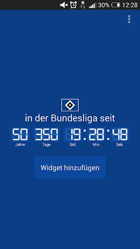 HSV Bundesliga Uhr Plus