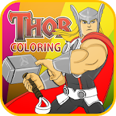 Coloring Thor HD