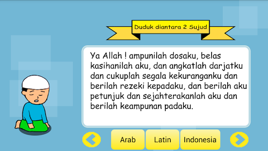 Belajar Sholat screenshot