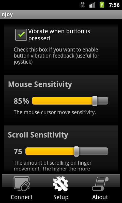 nJoy Lite- screenshot