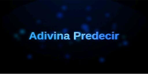 Adivina Predecir Juego
