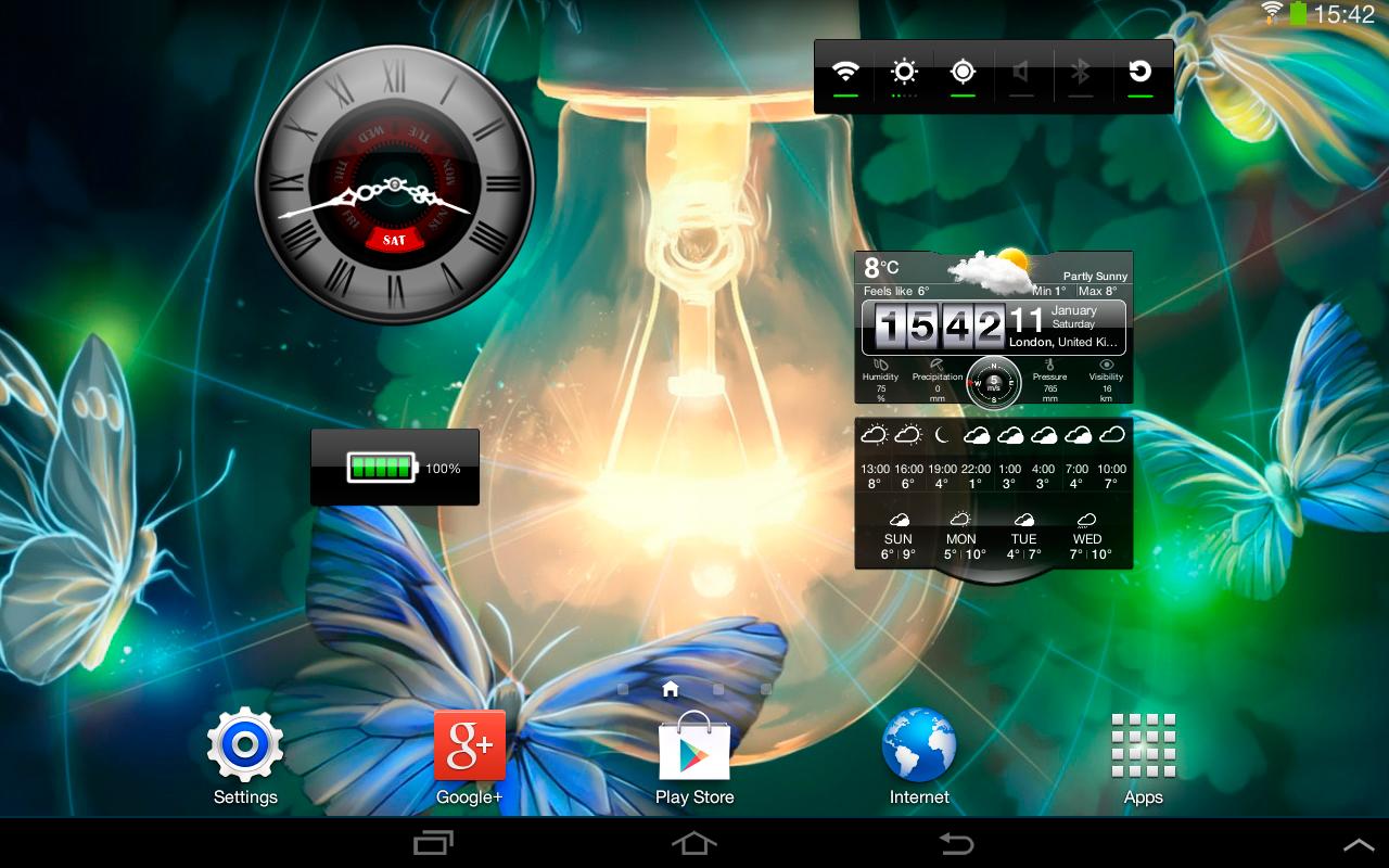 Widgets & Wallpapers - screenshot