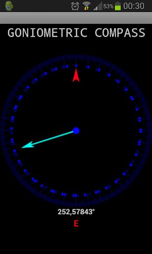 Goniometric Compass