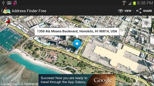 Address Finder (Free) screenshot 3