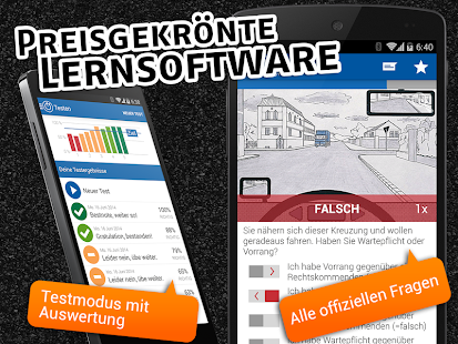 iTheorie Führerschein 2015 - screenshot thumbnail