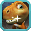 Talking dino, Chika icon