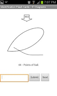 Sailing Flashcards - screenshot thumbnail