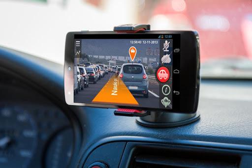 Car DVR GPS navigator
