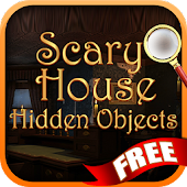 Scary House Hidden Object Free