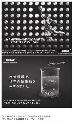 リーディング・カンパニーシリーズ 東レ