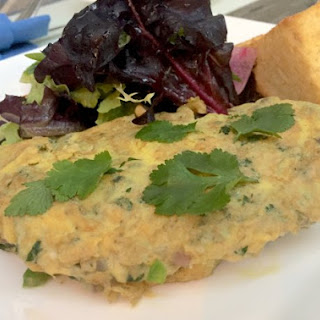 The Quintessential Indian Omelet.