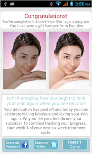 Loveyourskin- screenshot thumbnail