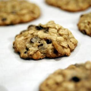 Chewy Oatmeal Cookies I.