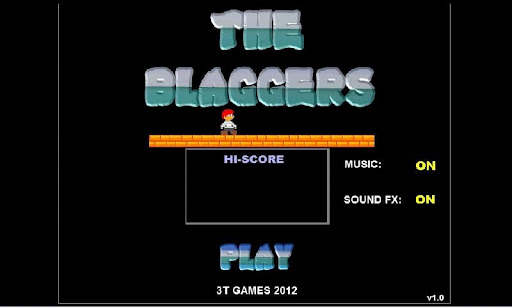 THE BLAGGERS