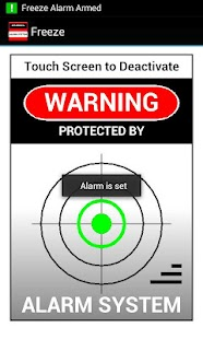 Security Alarm System - screenshot thumbnail